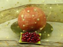 Granatäpfel Und Eßbare Samenkerne