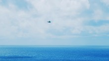 Curacao Coastguard Helicopter ...