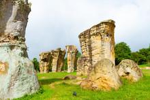 MOR HIN KHAOW, Chaiyaphum Province Or The Stonehenge Of Thailand,Thailand