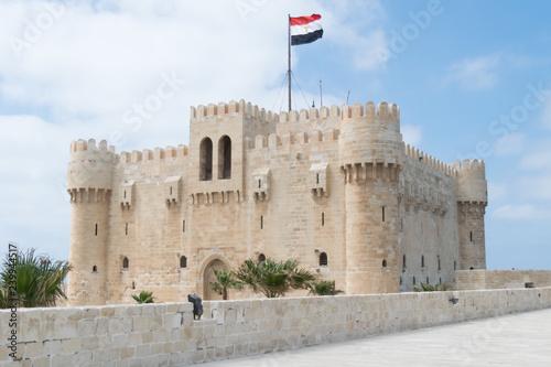 Citadel of Qaitbay in Alexandria Egypt Fototapete