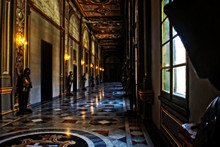 A 16th Century Baroque Corridor