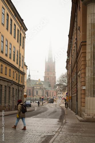 Photo  Stockholm, Suède, Architecture