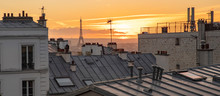 The Eiffel Tower And The Rooft...