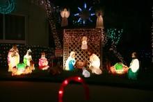 Nativity Scene Illustrating Th...
