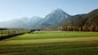 Drohnenflug über Tirol