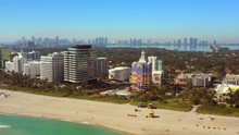 Aerial Faena District Miami Be...