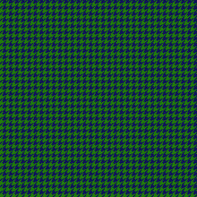 Green And Navy Houndstooth Sea...