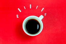 Coffee Is A Fuel Concept - A C...