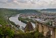 Landschaft Städte Burgen Deutschland