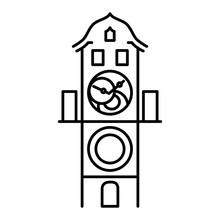 Prague Astronomical Clock Isol...