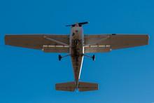 A Small Single Engine Airplane...