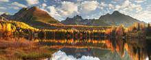Strbske Pleso In The Tatras