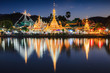 Leinwanddruck Bild - Wat Jongkham