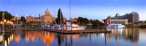 Victoria , Vancouver Island, British Columbia , Canada.