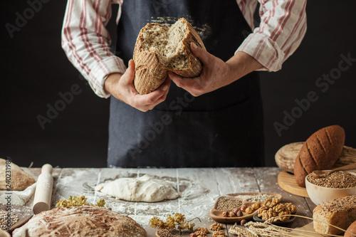So, break bread with me Canvas-taulu
