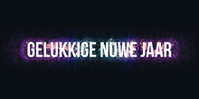 Gelukkige Nuwe Jaar - Detailed...