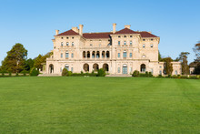 The Breakers In Newport, Rhode...