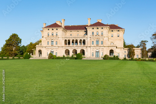 The Breakers in Newport, Rhode Island Wallpaper Mural