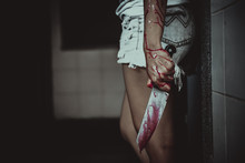 Beautiful Asian Woman,Murder C...