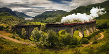 Steam Train Jacobite