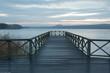 Binz - der Steg Schmachter See
