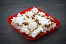 Boite De Biscuits De Noël