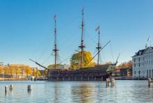 Old Dutch Ship