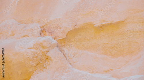 Fotografie, Obraz  Egypt texture colored canyon in Sunny weather.