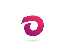 Letter O Number 0 Logo Icon De...