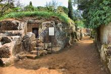 Etruscan Necropolis Of Cervete...
