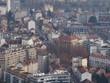 Skyline of the city of Grenoble, France