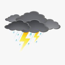 Rain. Storm. Storm. Black Clou...