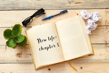 New Life: Chapter 1 On Open No...