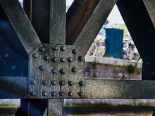 Bridge Construction On Rivets ...