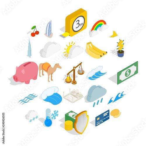Fotografie, Obraz  Multipurpose icons set