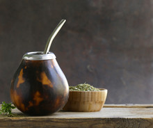 Traditional Yerba Mate Tea In ...