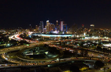 Urban Aerial View Of The Downt...