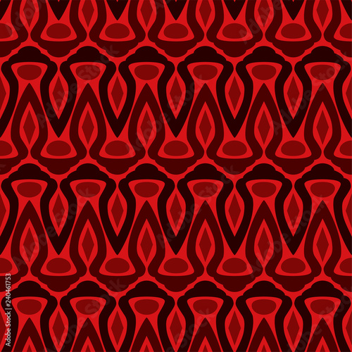 Fotografie, Obraz  Abstract background. Seamless pattern.Vector. 抽象的なパターン