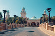 canvas print picture - Sun City or Lost City, big entertainment center in South Africa like Las Vegas in North America.