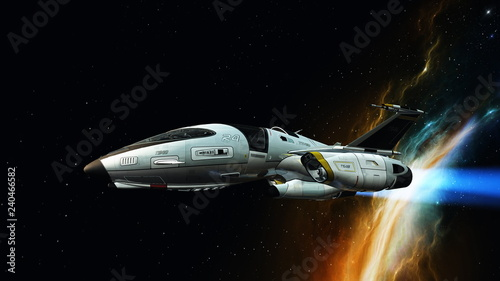 Photo 宇宙船
