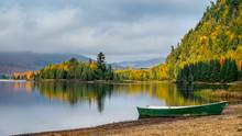 Beautiful Autumn Scenery At Mo...