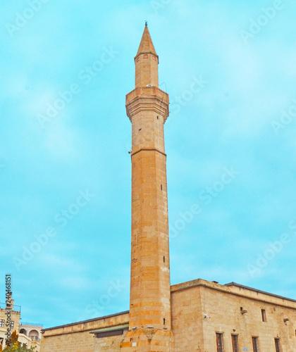 Fotografie, Obraz  Karamanoglu Ibrahim Bey Mosque