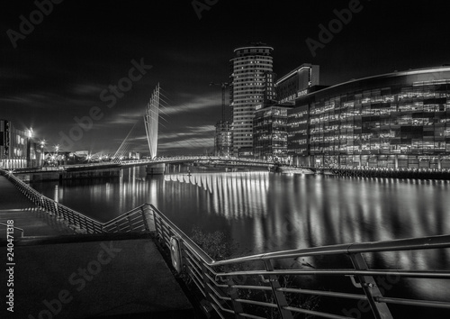 Photo Salford Quays - BBC