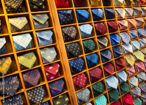 Fotografia  Tie collection