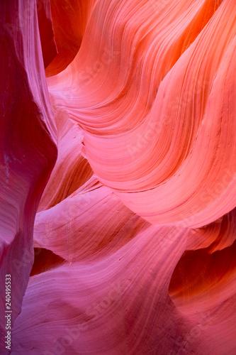 Foto op Canvas Antilope Antelope canyon