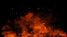 Perftect Fire Particles Embers...
