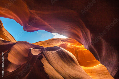 Acrylic Prints Antelope Antelope canyon, Arizona