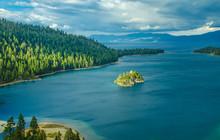 Emerald Bay Lake Tahoe Kalifor...