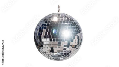 disco ball for dancing in a disco club - 240529591