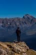 Unterwegs im Skigebiet Seceda/Gröden im schönen Südtirol